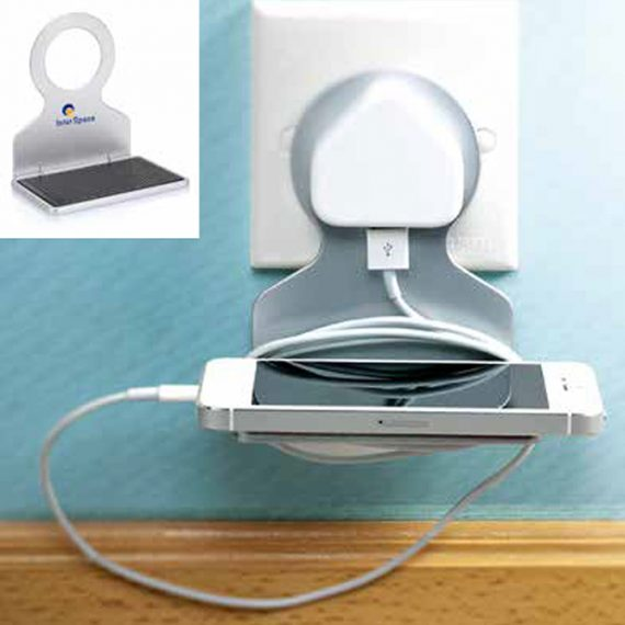 Plug-in mobile tray