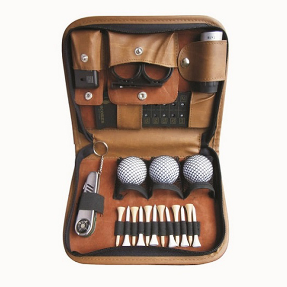 Multi-functional Golf Toolkit set