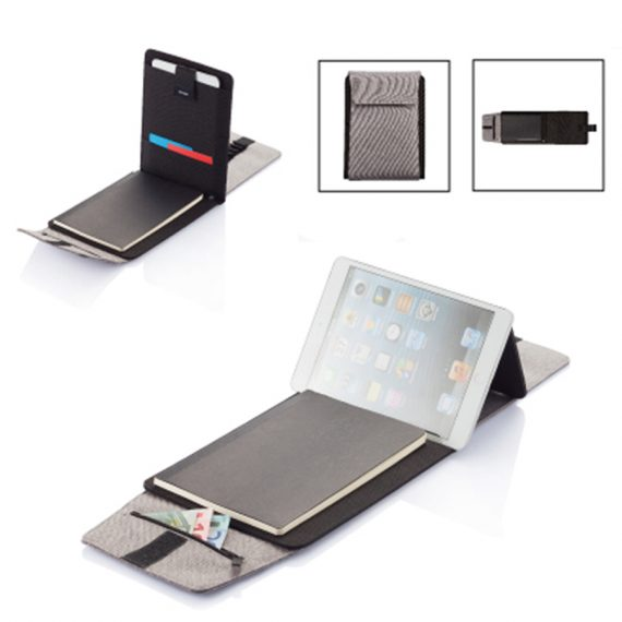 Multi-functional tablet briefcase