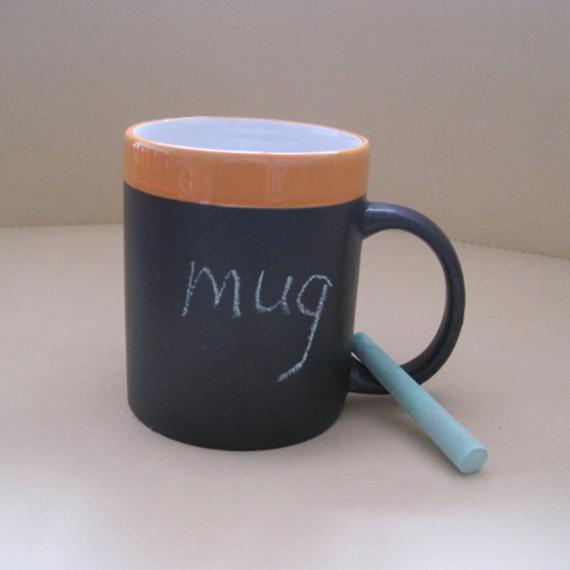 Ceramic Chalk Mug