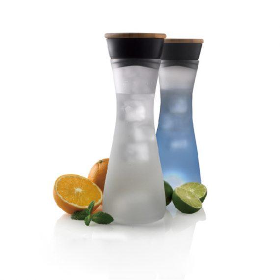 Flashing Water Glass Bottle