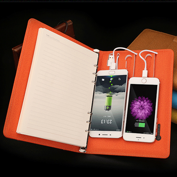 Diary Notebook Power Bank
