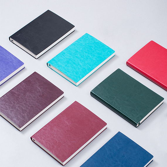 Soft PU Cover Notebook