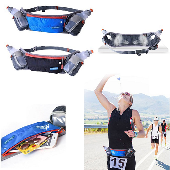 Water Bottles Waist Pack