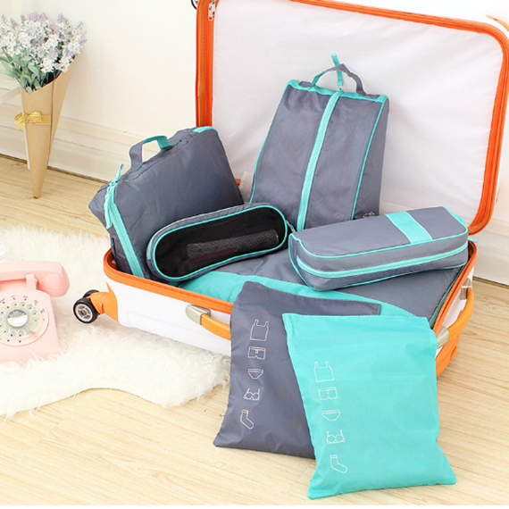 Travel Organiser Bag set
