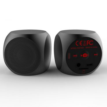 Dice shape Bluetooth Speaker